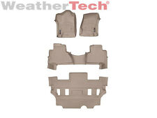 WeatherTech® FloorLiner for Cadillac Escalade w/Bucket - 2015-2016 - Tan