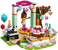 friends:Birthday party The girl's gift  194pcs fit lego #10492 no box
