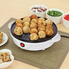 New Takoyaki Maker Grill Pan Octopus Dumpling Japan