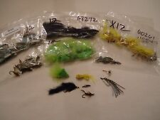 Fishing Lures New in Bag Fly Fishing Lures over 80 Flies Hank Roberts Tackle