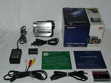 Sony PAL DCR-HC38 PAL DCR-HC38E MiniDv Mini Dv Camcorder Player Video Transfer