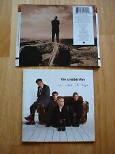 CD-Cover und Liedtexte zu The cranberries - no need to argue