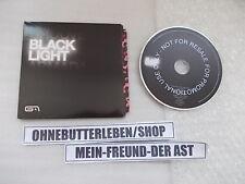 CD Indie Groove Armada - Black Light (11 Song) Promo COOKING VINYL WORK IT