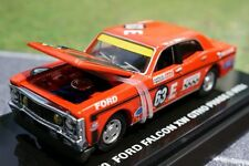 Road Ragers - Ford Falcon XW GTHO Phase II - 1970 Bruce McPhee 63E - Scale 1:64