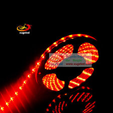 5M Orange(Not Yellow / Amber) Waterproof 3528 SMD 300LEDs Flexible Strip DC12V