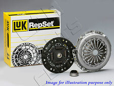 BMW 5 SERIES E39 540i 525D 530D 1996-2004 GENUINE LuK 3 PCS CLUTCH KIT M57D30