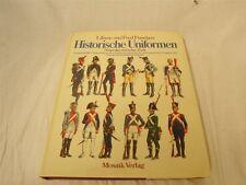 Historique des uniformes napolionische temps