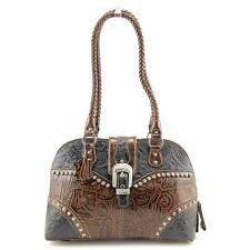 Madi Claire Betsy Shoulder Women Brown Shoulder Bag