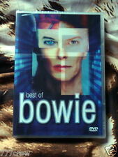 BEST OF BOWIE DVD Videos 2 DVD SET--NEW & FACTORY SEALED