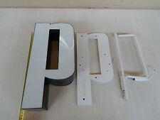 INSEGNA LUMINOSA EX NEON LETTERA P PAOLA PIERO PAMELA PIPPO PAOLO PIETRO ETC