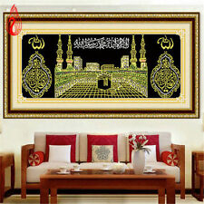 YGS-80 Embroidery Islam Muslim holy Kaaba mosque Diamond Painting Cross Stitch