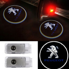 Door Welcome Laser Logo LED Light Fit for Peugeot 206 306 307 406 407 508 607 A0