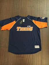 Detroit Tigers NEW Mens X-Large Justin Verlander Pull Over Jersey . MLB Baseball