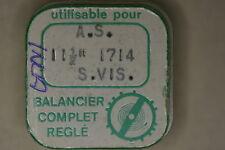 Balance complete AS 1714 S. Vis. bilanciere completo 721 NOS