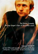 DIVINE COMEDY POSTER THE POP SINGER'S FEAR OF THE POLLEN COUNT