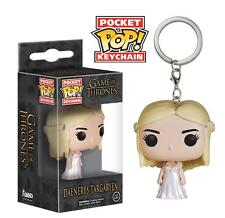 Funko Pocket Pop Keychain - Game Of Thrones: Daenerys Targaryen Vinyl Figure Toy