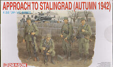 DRAGON 6122 - APPROACH TO STALINGRAD AUTUMN 1942 1/35 - NUOVO