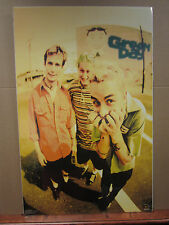 Vintage Green Day 1994 poster rock band music artist 3603