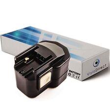 Batterie pour Milwaukee LokTor PES12T perceuse visseuse 12V 2000mAh