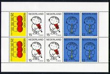 Netherlands 1969 Welfare/Music/Animation 10v sht n29784