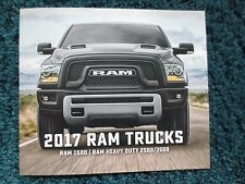2016 DODGE RAM BROCHURE1500 2500 3500 FULL LINE NEW AND COOL