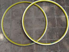 NOS Rigida ultimate power pair rims 36 hole for clincher 700c 28""