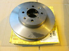 MG ZS & ZR EXPRESS & ROVER 25 45 200 400 FRONT BRAKE DISC  BOSCH 0986478887 NEW