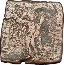 VONONID Dynasty Spalahores 85BC Indo Skythian Ancient India Greek Coin i47089