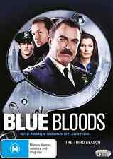 BLUE BLOODS Series - The Complete Collection Seasons 1,2 & 3 : NEW DVD