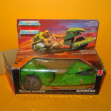 VINTAGE 1983 80s MATTEL MOTU HE-MAN HEMAN ROAD RIPPER VEHICLE NR COMPLETE BOXED