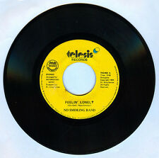 Philippines NO SMOKING BAND Feelin' Lonely OPM 45 rpm Record