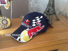 Red Bull Baseball Cap Formula 1 Motor Racing 2015 F1 Red Bull Team UK SELLER