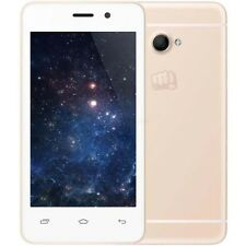 Micromax Bolt Q326 Plus / RAM 1GB / ROM 8GB / Camera 5MP / - Champagne+White