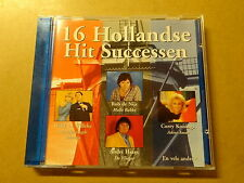 CD / 16 HOLLANDSE HIT SUCCESSEN (ROTATION)