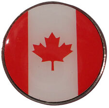 Canadian Flag Golf Ball Marker - Package of 2
