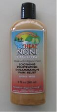 Icy Heat Noni Lotion 8oz - Hawaiian Organic Noni
