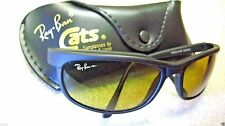 RAY-BAN NOS VINTAGE B&L CHROMAX PREDATOR PS2 CATS W2050 4-DRIVING NEW SUNGLASSES