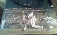 Pablo Sandoval Autographed 8x10 Photo DSC cert. San Francisco Giants