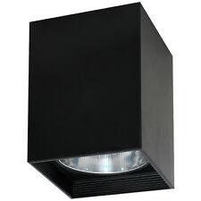 Elegante Deckenleuchte Schwarz E27 Leuchte Decke Deckenlampe NEU innen Spot