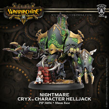 Warmachine Hordes BNIB Cryx Nightmare