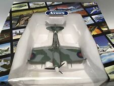 Franklin Mint Armour Collection 1:48 Spitfire Supermarine B11E779 Airplane NEW
