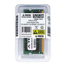 4GB SODIMM Acer Aspire One 722-BZ454 722-BZ699 722-BZ816 PC3-8500 Ram Memory