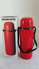 New Zojirushi Vacuum Bottle Stainless Steel KNME-08 Red Thermos With OK Box