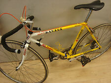 Falcon Team Banana gents 54cm single speed project university student bike