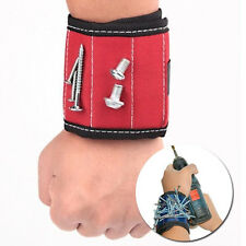 Magnetic Wristband Pocket Tool Belt Pouch Bag Screws Holder Holding Tool Toolkit