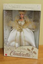 DISNEY CINDERELLA BARBIE