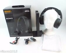 Sony MDR-RF985RK Over the Ear Wireless Headphones MDRRF985RK #985