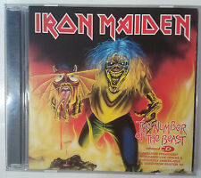 Iron Maiden The Number Of The Beast Cd-Single UK 2005 incluye 2 videos en cd-rom