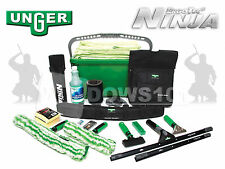 Unger Ninja Super Starter Window Cleaning & Washing Kit Squeegee -FREE SHIPPING!