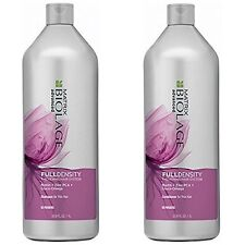 Matrix Biolage Full Density Shampoo & Conditioner for Thin Hair - Litre/ 1000ml